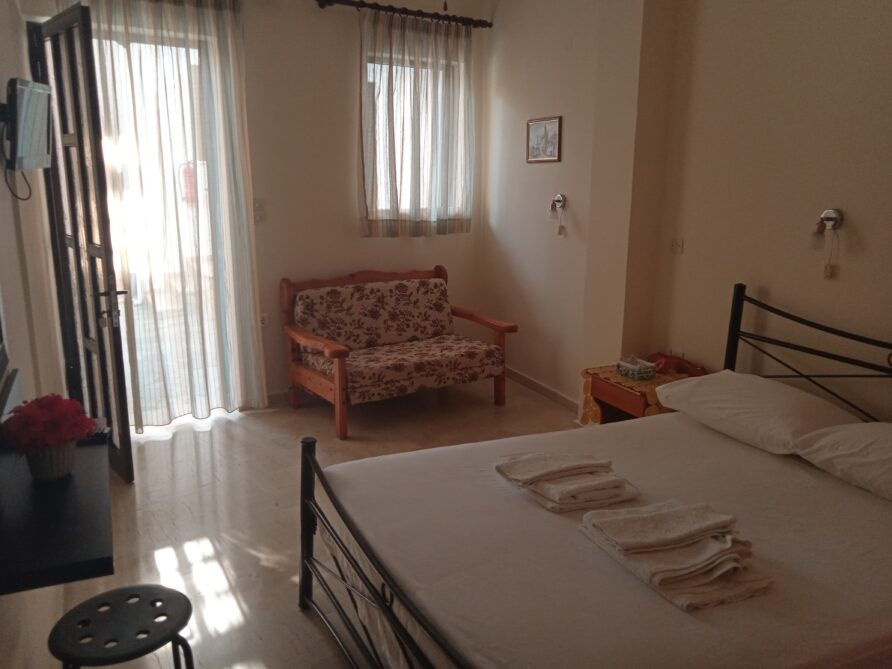 Double Room Apartments
